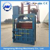 Machine de presse à papier à déchets de déchets verticaux 2016