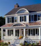 Bajo costo estructura de acero casas prefabricadas