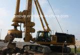 Aparejo de taladro rotatorio de TR400D para la construcción grande de las pilas