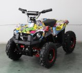 CER Zustimmung 350W Motorleistung New Body Design E-ATV Quads, 4-Rad-Elektro-Roller (ET-EATV005)