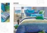 langer Baumwolltribut-Silk Bettwäsche der Heftklammer-60s eingestellt (GYH241)