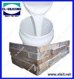 Rtv-2 vorm die het Rubber van het Silicone (xl-8827) maken voor het Kunstmatige Afgietsel van de Steen