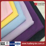 CVC bianco del tessuto 55/45 (HFCVC)