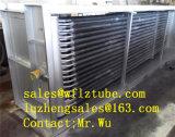 熱交換器、オイル冷却の管シートの熱交換器を乾燥する蒸気