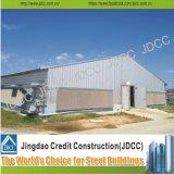 Bauernhof-und Fabrik-Stahlkonstruktion-Gebäude