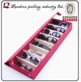 Óculos de vidro para o vidro do sol Caixa de estante para estante (X029)