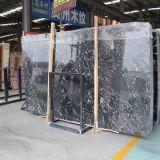 Heißer Verkaufs-graue Platte-Qualitäts-Stein-Marmor-Platte für Fußboden