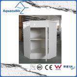 Белый цвет в ванной комнате угловой шкаф в левом противосолнечном козырьке (ACF6060)