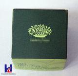 Boîte-cadeau d'emballage de carton d'impression de couleur de produits de beauté