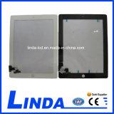 Toque do telefone móvel para a tela de toque do iPad 2