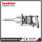 """1 """" Droit de l'embrayage Pinless clé à chocs pneumatiques-1206 d'interface utilisateur"""