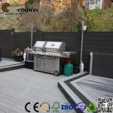 Openlucht Decking WPC/Wood en de Plastic Samengestelde Decking/Bevloering van de Techniek (ts-04A)