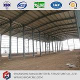 Estructura de acero prefabricados Sinoacme Almacén Fabricación