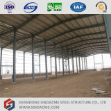 Estrutura de aço Sinoacme de fabricação do Prédio de Depósito