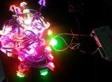 12V 5050Módulo Sinal LED SMD 30mm protecção contra incêndio em Cores RGB