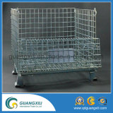 Cage de stockage de l'industrie Wire Mesh