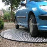 Plataforma giratória esperta do carro da plataforma giratória do disco do carro do estacionamento