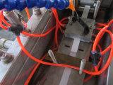 Máquina da extrusão da borda de borda do PVC única com a impressora de cor três