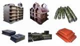 Kiefer-Zerkleinerungsmaschine-Steinzerquetschenbergbau-reibender Sand, der Maschine herstellt