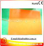 Calefator industrial da borracha de silicone de Customzied com Ce RoHS