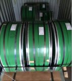 Acero inoxidable de alta resistencia de la bobina 201 acero laminado en frío tira de acero Fabricante