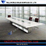 Bureau de bureau réparable réparable Table de conférence Table de conférence en marbre