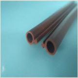 Joints de porte en silicone marron pour l'étanchéité du fond de la porte