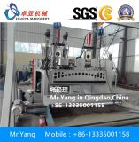 Belüftung-Ring-Matten-Maschinen-/Teppich-Strangpresßling-Maschinen-/PVC-doppelte Farben-Auto-Matte, die Maschine herstellt