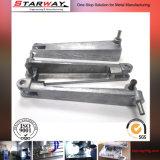 Parte metálica Peça de usinagem do torno CNC de peça giratória CNC de alumínio