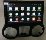 Android мультимедиа автомобиля 10.2inch для системы Wrangler 2011-2016 виллиса автоматической Radio стерео