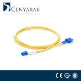 Шнур заплаты оптического волокна PC Sc LC