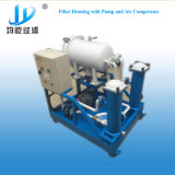 0.1 Mikron-Wasser-Filtergehäuse in der Wasserbehandlung