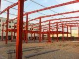 Gruppo di lavoro prefabbricato della struttura d'acciaio di alta qualità e di basso costo