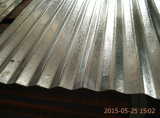 Rolo da chapa de aço da cor que dá forma à máquina para telhado ondulado