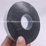合併の黒いカラー自動自己溶解修理レスキューテープ管のシーリング