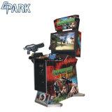 ゲームセンターの屋内楽園無くなったレーザーの射撃機械