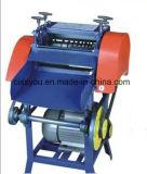 Câble de mise au rebut Dénudeur de fil machine de recyclage de fil de cuivre