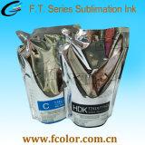 Inchiostro di sublimazione di scambio di calore per gli inchiostri da stampa di Epson Surecolor F7270 F7200 F7100 F7170 F6200 Digitahi