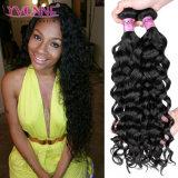흑인 여성을%s 처리되지 않은 도매 페루 Virgin 머리 연장