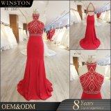 Soem-Hersteller-rote Mutter der Braut-Kleider