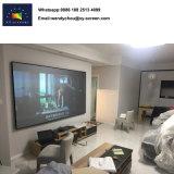 """16 : 9, 130"""" Anti-Light Home Cinéma Les écrans de châssis pour la vente"""