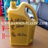 машина бутылки машинного масла хорошего качества 5L HDPE/PE пластичная дуя