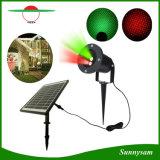 Im Freien Solargarten-Laserlicht für Weihnachtsfeiertags-Dekoration