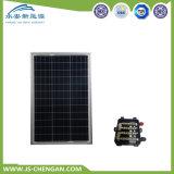 centrale solaire TUV de panneau polycristallin de 250W