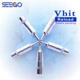 Últimas Self-Cleaning Seego Vaporizador de recarga E-cigarrillo de hierba seca