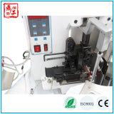 Taglio automatico del cablaggio di CNC che mette a nudo torcendo macchinario di piegatura