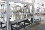 Volle automatische Plastiksaft-Flaschen-Plomben-Maschinerie