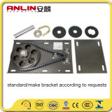 Fil de cuivre AC500kg rouleau limite l'obturateur électronique opérateur pour la conception OEM