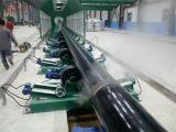 Huashida 3PE Anti-Corrosion 에폭시 코팅 생산 라인