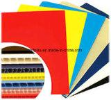 Рр полый лист (Correx лист) используется для печати, строительство